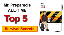 Top 5 Survival Secrets